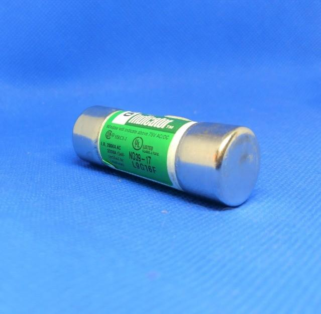 Littlefuse Indicator Time Delay Fuse, 600 VAC, 6A, JTD-6-ID